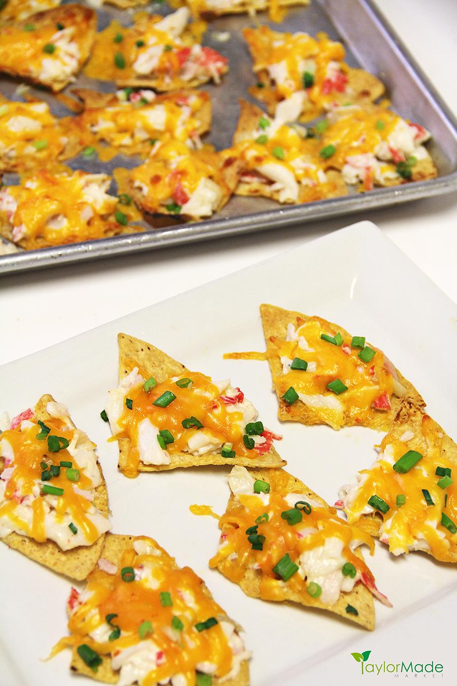 seafood nachos vertical