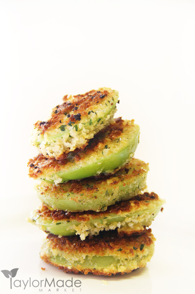 fried green tomato stack vertical