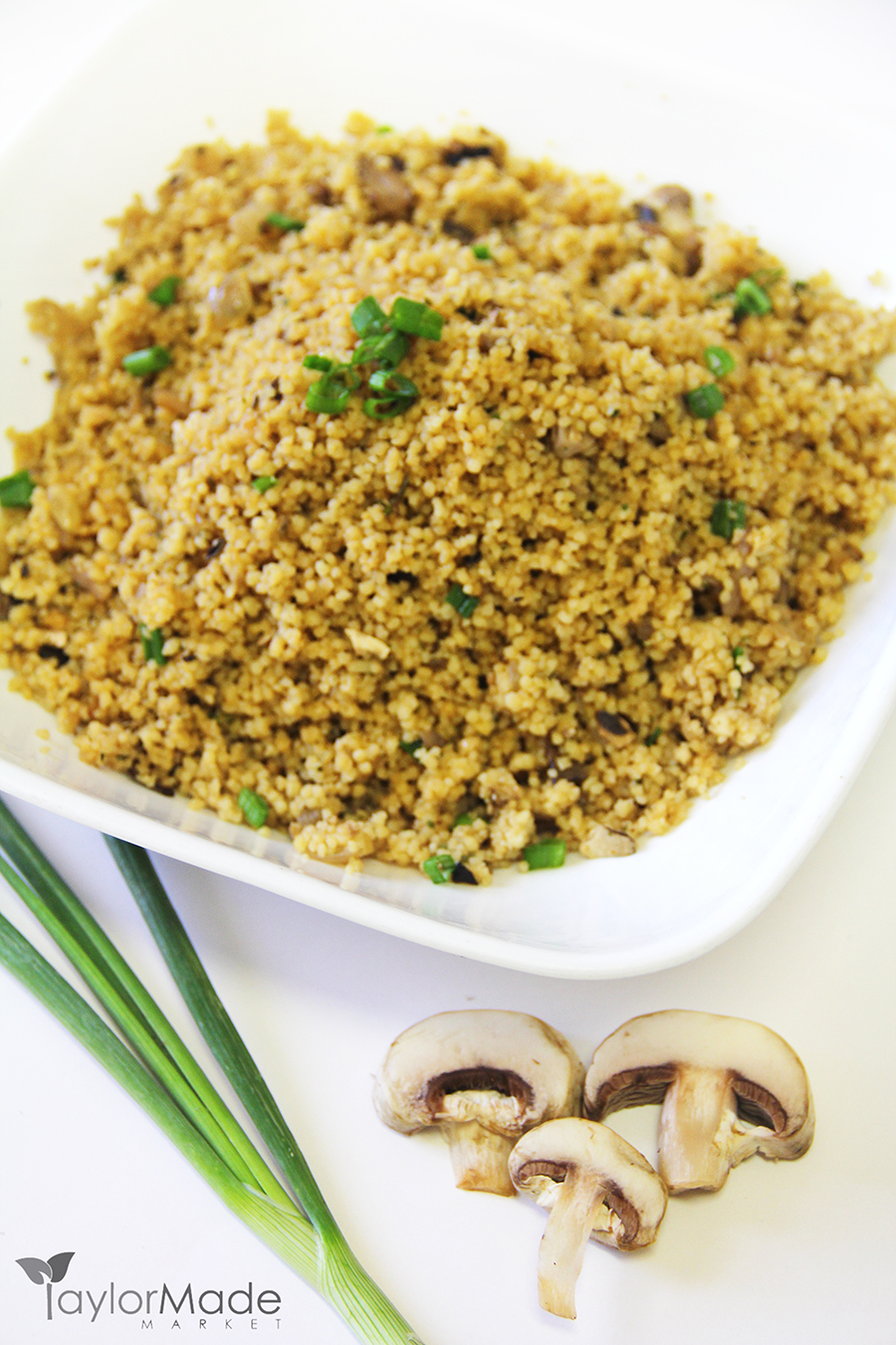 couscous with mushrooms vertical @taylormademarket.com