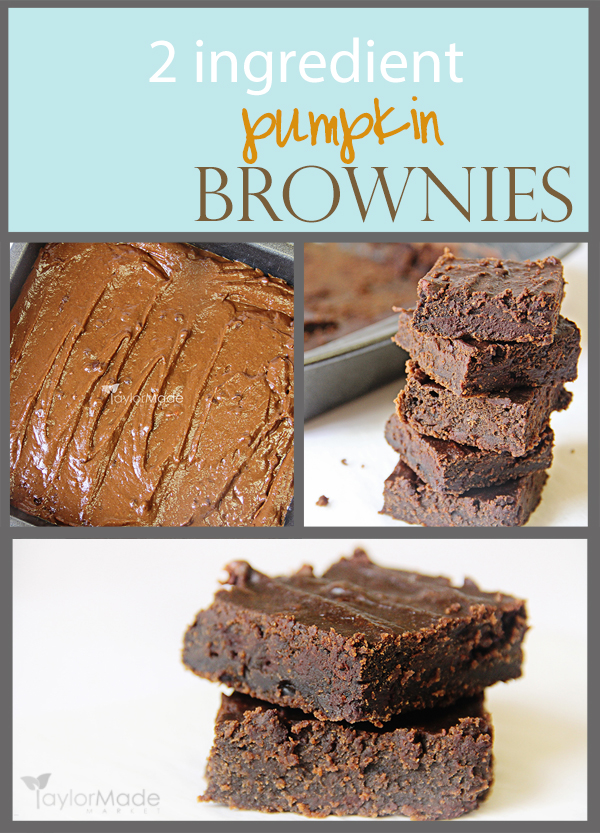 2 ingredient brownie board