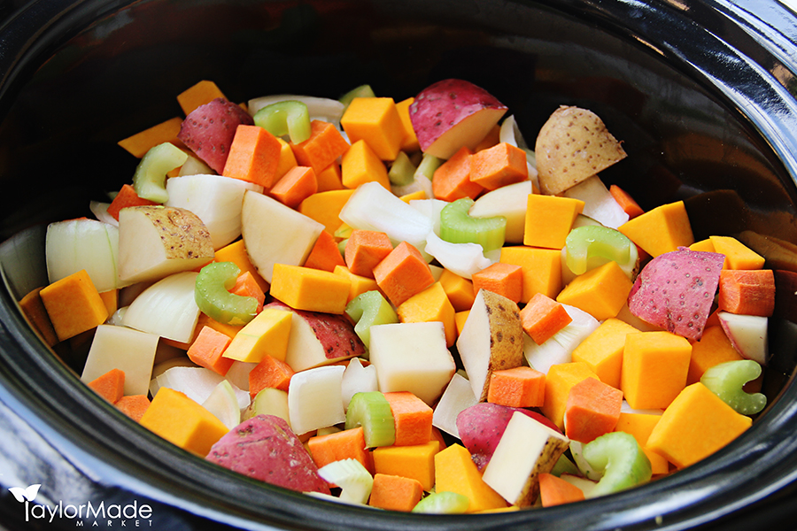 slow cooker veggies TMM